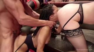 Ontketende Slaven Orgie